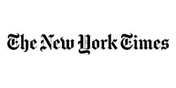 NY time logo